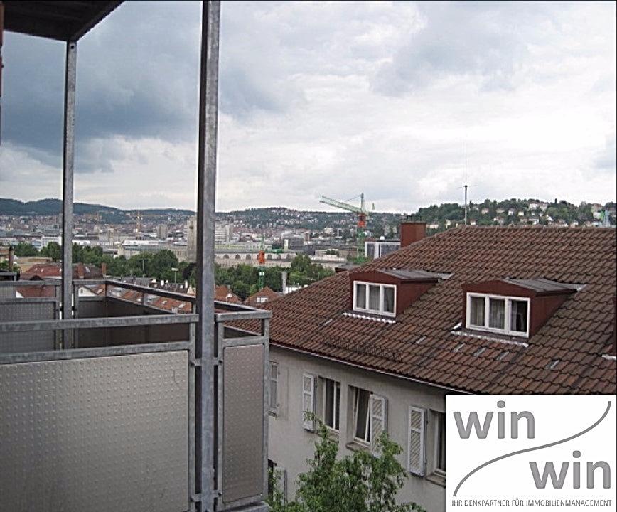 ***Freie Sicht über den Dächern von Stuttgart***