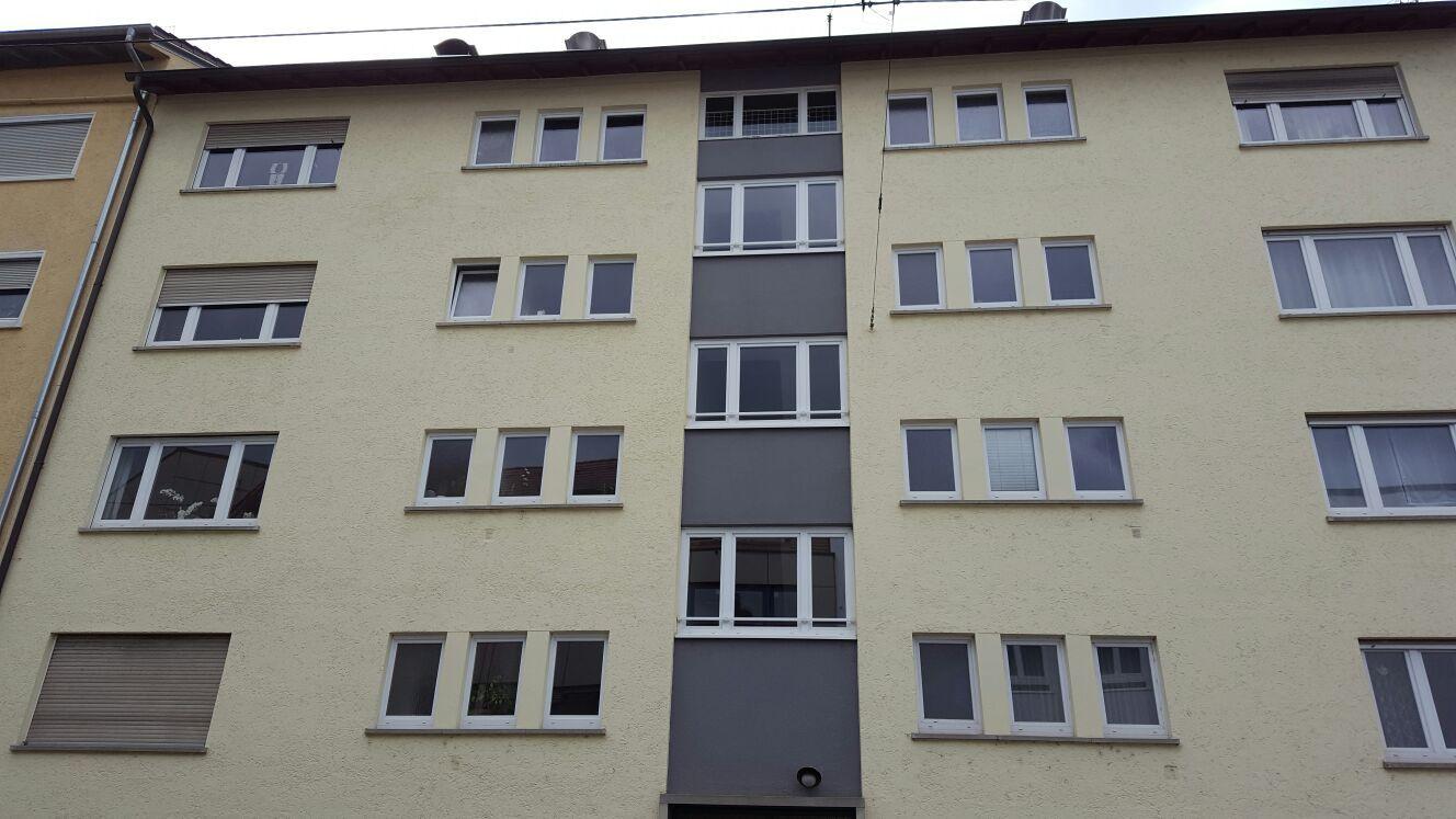 Ruhige 1,5 Zimmer Wohnung (7 Gehminuten vom Hbf) in 70190