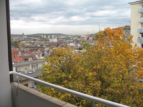 Vermiete für 1 bis 3 Jahre. Möblierte 3-Zimmer Wohnung in Stuttgart Mitte geeignet für 2 Personen