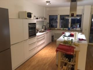 Stgt/Heusteigviertel-2-Zi-Loftwohnung mit toller EBK und Balkon